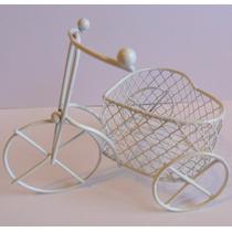 Souvenir Boda Nacimiento 15 Años! Bicicleta Triciclo Alambre