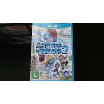 Los Pitufos 2 Wii U Nuevo, Sellado
