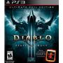 Diablo Reaper Souls Ps3 Digital Nuevo Original - Jxr