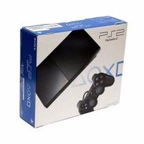 Playstation 2 Destravado+1 Controle 8 Brinde