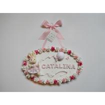 Carteles De Nacimiento El Gato Compota. Medida 29cm