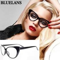 Armação Para Oculos De Grau Retro Vintage Fashion