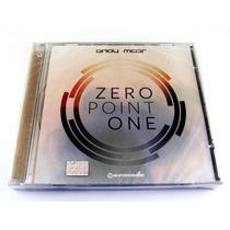 Andy Moor / Zero Point One Cd Raro Nuevo Sellado 2012