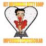 Kit Imprimible Betty Boop Cumpleaños Tarjetas Invitaciones