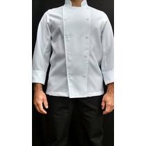 Dolma Dolmã Doma Jaleco Chef De Cozinha