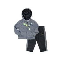 Conjuntos Pants/chaqueta Para Niño Marca Puma,nike Y Jordan