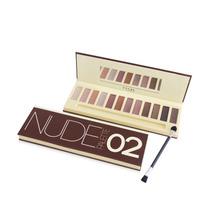 Palette Nude 2 Vivai Estojo Kit 12 Sombras = Naked Urban 02