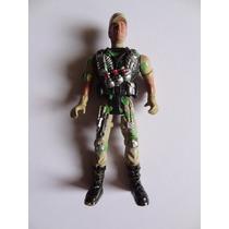 Figura Soldado Militar 13 Cm - Juguete