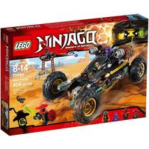 Lego Ninjago 70589 Rock Roader Carro Pronta Entrega