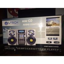 Equipo De Sonido Utech