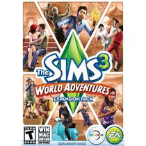 The Sims 3: World Adventures (pc & Mac) Trotamundos Fisico