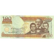 Nuevo Billete Dominicana 100 Pesos Dominicanos Año 2011