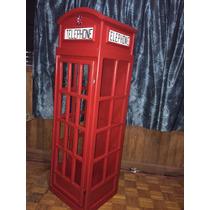 Hermosa !!! Cabina Telefonica Inglesa
