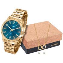 Relógio Mondaine Feminino 94774lpmkde4k1