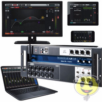 Mesa Som Digital Soundcraft Ui16 Ipad Tablet Xr16 - Kadu Som