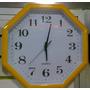 Bellos Relojes De Pared Muy Bueno Varios Colores
