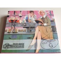 Hombres G Edicion Especial Cd + Dvd + Libro Nuevo Nacional