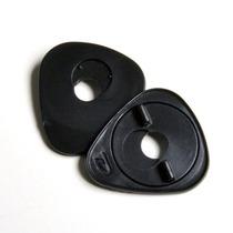 Strap Lock Dunlop Par Ergo 7007 J - Plastico Preto
