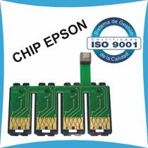 Chip Sistema Continuo Epson T22 Tx120 130 235w Nx127 Nx130