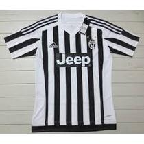 Jersey Juventus 2015-2016 Local Dybala Pogba Evra Chiellini