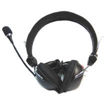 Audifono Con Microfono Para Computadora Agi-0215