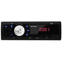 Mp3 Player Automotivo Multilaser One Usb Sd Radio Fm Aux