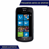Samsung Focus Sgh-i917 Cam 5mp Redes Sociales 4 Microsoft W