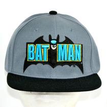 Batman Dc Comics Gorra 100% Original 3
