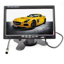 Pantalla 7 Tft Reproductor Dvd Camara Retroceso Envio Gratis