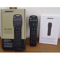 Bose Rc-pws Control Universal Para Cinemate Y Tv