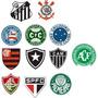 Adesivo Time Futebol Chapecoense Palmeiras Galo Cruzeiro
