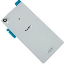 Tapa Trasera Sony Xperia Z3 Blanca Negra Cobre Original