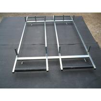 Rack Suporte De Escadas Com Rolete