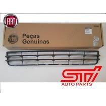 Grade Inferior Para-choque Dianteiro Fiat Idea 06-10 Origi.