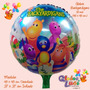 Globos Metalicos The Backyardigans