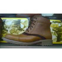 Botas Militar Hombre Minero, Zapatos, Calzado Cuero Segurida