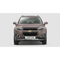 Camioneta Chevrolet Captiva 2.2 D Ltz At 4x4