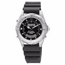Relógio Masculino Technos T20562/8p Skydiver 15 Atm