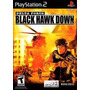 Delta Force Black Hawk Down Ps2 Patch - Promoção!!!