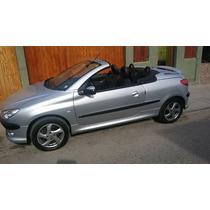 Pegeuot 206 Cc. Cabriolet Año 2004