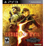 Resident Evil 5 Gold Edition Ps3 (en Cd)<br><strong class='ch-price reputation-tooltip-price'>$ 8.990</strong>