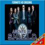 Serie Agentes Shield Formato Original Hd