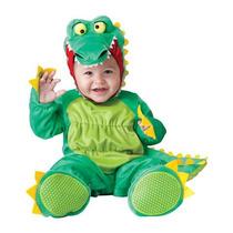 Disfraz De Cocodrilo Para Bebes, Envio Gratis