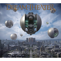 Cd Dream Theater The Astonishing Duplo Novo Lacrado