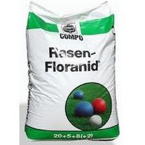 Floranid Fertilizante De Cesped Granulado Color Rosa 25kgs