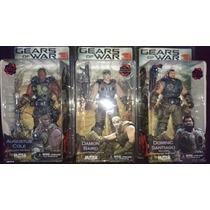 Gears Of War 3 Cole Baird Santiago Neca