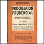 Procreacion Prudencial - Maria Carmichael Stopes