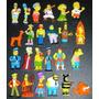 Coleccion Completa Muñequitos Simpsons Chocolatin Jack 2007