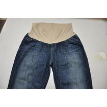 Calça Jeans P/ Grávida - Joe