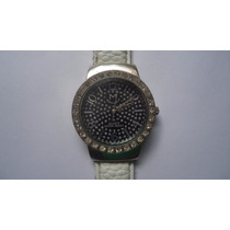 Relógio Monte Carlos Analogo Quartz Feminino